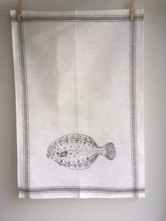 Handtuch- Scholle