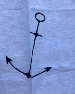 Handtuch Anker