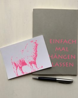 Postkarten und Hefte