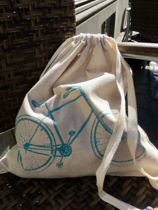 GYM Bautel Fahrrad Deko