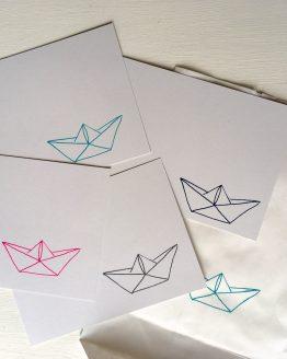 Postkarten_Faltboote