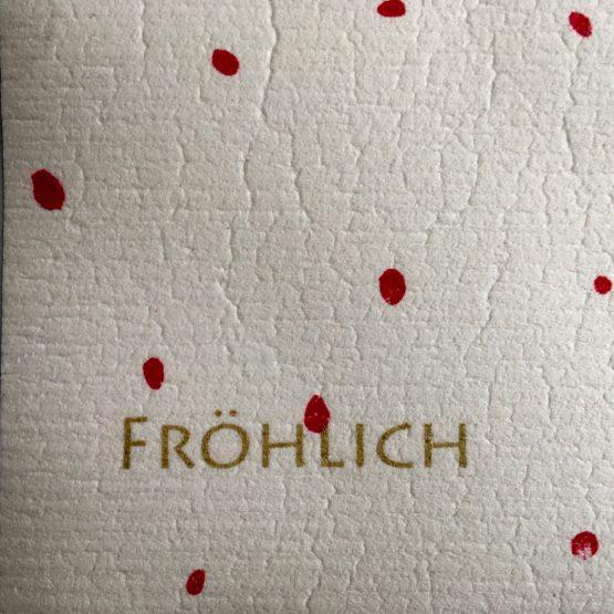 Putzlappen Fröhlich