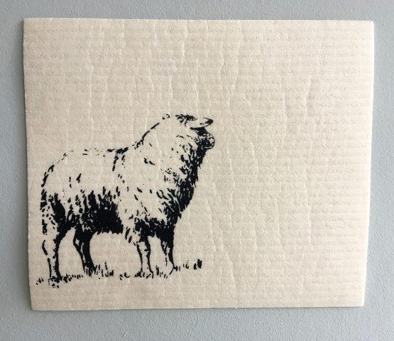 Schwammtuch_Schaf