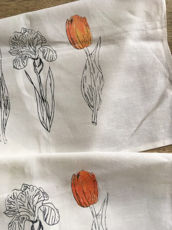 Tischläufer Tulpe 3