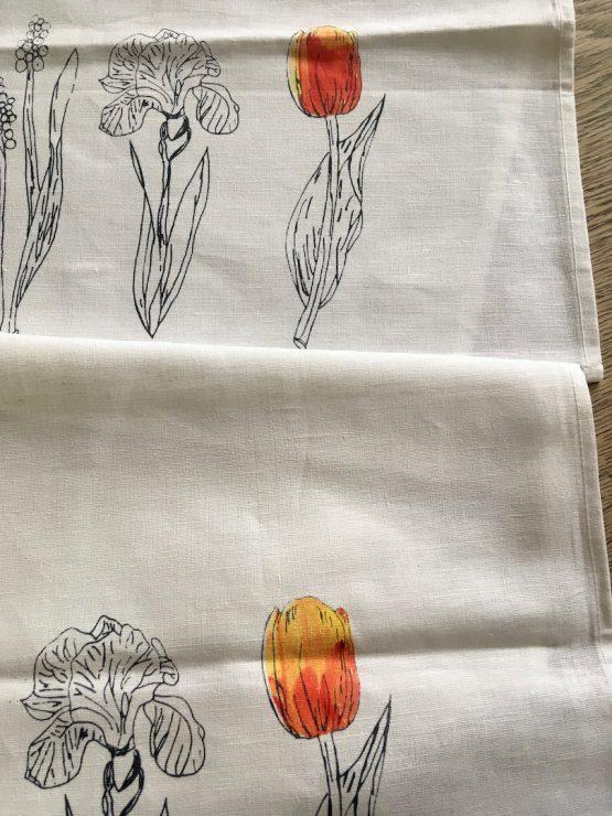 Tischläufer Tulpe 1
