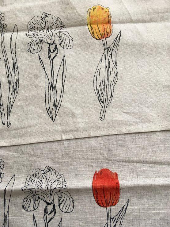 Tischläufer Tulpe