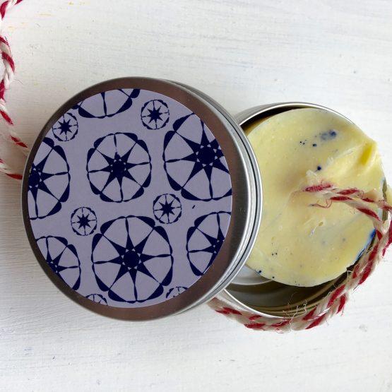 Handgemachte Duschseife Bergamotte