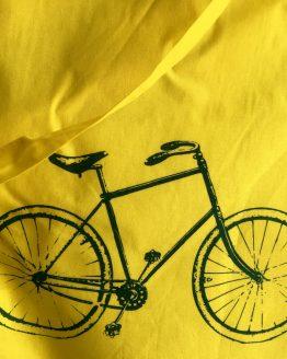 Baumwolltasche_Fahrrad_gelb-blau