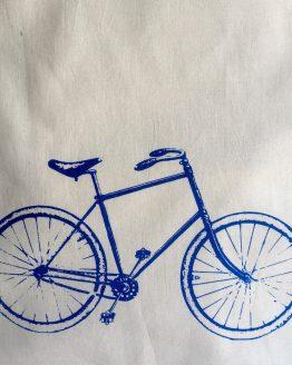 Handtuch Fahrrad