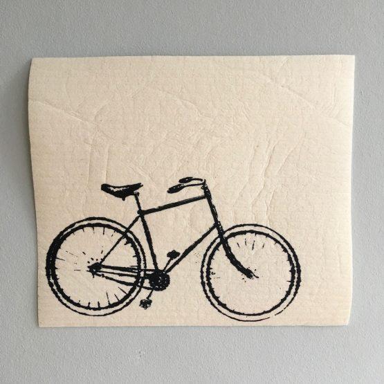 Schwammtuch Fahrrad